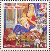 [Christmas stamps, type BXW]