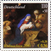 [Christmas stamps, type BXX]