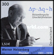 [The 100th Anniversary of Werner Heisenberg, type BXY]