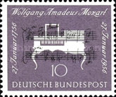 [The 200th Anniversary of the Birth of Wolfgang Amadeus Mozart, type BY]