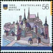[The 1000th Anniversary of Bautzen, type BYB]