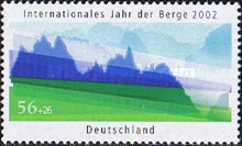 [International Year of Mountains, type BYF]