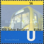 [The 100th Anniversary of the Berlin U-Bahn, type BYL]