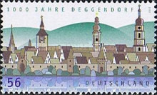 [The 1000th Anniversary of Deggendorf, type BYN]