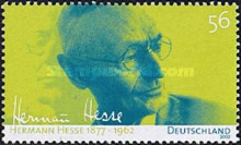 [The 125th Anniversary of the Birth of Hermann Hesse, 1877-1962, type BZL]