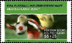 [Football World Cup - Germany, type CBJ]
