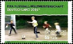 [Football World Cup - Germany, type CBK]