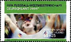 [Football World Cup - Germany, type CBL]