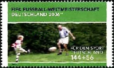 [Football World Cup - Germany, type CBM]