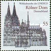 [UNESCO World Heritage, Cologne Cathedral, type CBN]