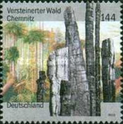 [Natural monuments in Germany - Chemnitz Petrified Forest, type CCO]