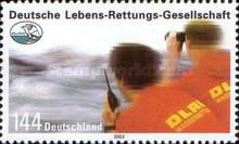 [The 90th Anniversary of the German Life Rescue Guard