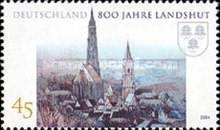 [The 800th Anniversary of Landshut, Typ CDG]