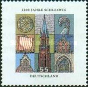 [The 1200th Anniversary of Schleswig, Typ CDH]
