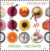 [EUROPA Stamps - Holidays, type CDZ]