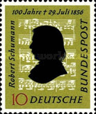 [The 100th Anniversary of the Death of Robert Schumann, type CE]