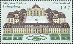[The 300th Anniversary of Ludwigsburg Castle, type CEA]