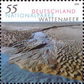 [German National and Nature Parks - Wadden Sea, Typ CEJ]