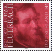 [The 200th Anniversary of the Birth of Ludwig Feuerbach, Typ CEN]