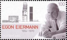 [The 100th Anniversary of the Birth of Egon Eiermann, Typ CEU]