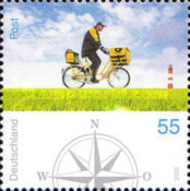 [Mail Delivery in Germany - Summer & Winter, type CFU]