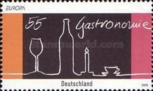 [EUROPA Stamps - Gastronomy, Typ CGB]