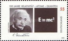 [The 100th Anniversary of Albert Einstein's Theory of Relativity, type CGU]