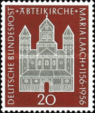 [The 800th Anniversary of the Church of Maria Laach, type CH]