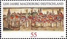 [The 1200th Anniversary of Magdeburg, type CHD]