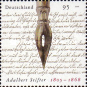 [The 200th Anniversary of the Birth of Adalbert Stifter, 1805-1868, type CHG]