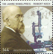 [The 100th Anniversary of Robert Koch Winning the Nobel Prize, type CHM]
