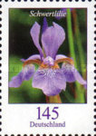 [Definitive Issue - Flowers, type CHV]