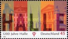 [The 1200th Anniversary of Halle, type CHY]