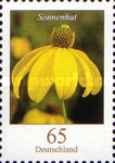 [Definitive Issue - Brilliant Coneflower, Typ CIL]