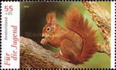 [Youth Philately - Forrest Fauna, Typ CIX]