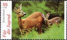 [Youth Philately - Forrest Fauna, type CIZ]