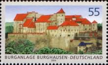 [German Cities - Burghausen, type CJE]