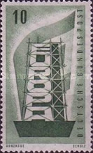 [EUROPA Stamps, type CK]