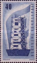 [EUROPA Stamps, type CK1]