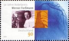 [The 50th Anniversary of Werner Forssmann Winning the Nobel Prize in Medicine, Typ CKB]