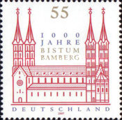 [The 1000th Anniversary of the Bishopric of Bamberg, Typ CKD]