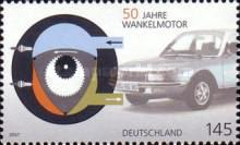 [The 50th Anniversary of the Wankel Engine, Typ CKG]