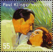 [The 100th Anniversary of the Birth of Paul Klinger, 1907-1971, Typ CLF]