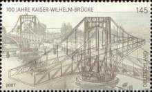 [The 100th Anniversary of the Kaiser-Wilhelm Bridge in Wilhelmshaven, Typ CLK]