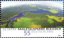 [The 75 Anniversary of the Saale Dam Bleiloch, Typ CLL]