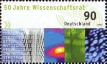 [The 50th Anniversary of the German Science Council, Typ CLQ]