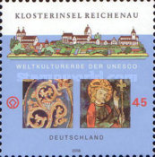 [World heritage of UNESCO - Monastic Island of Reichenau, Typ CMD]