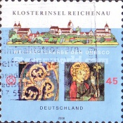 [World heritage of UNESCO - Monastic Island of Reichenau, Typ CMD1]