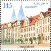 [The 1100th Anniversary of Eichstätt, type CME]