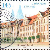 [The 1100th Anniversary of Eichstätt, type CME1]